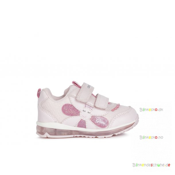GEOX TODO B1585A Blinkesko Pink
