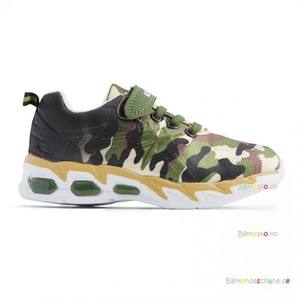 Kennedy Blinkesko 11034 Army Green Camouflage