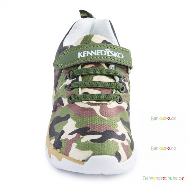 Kennedy Blinkesko 11034 Army Green Camouflage