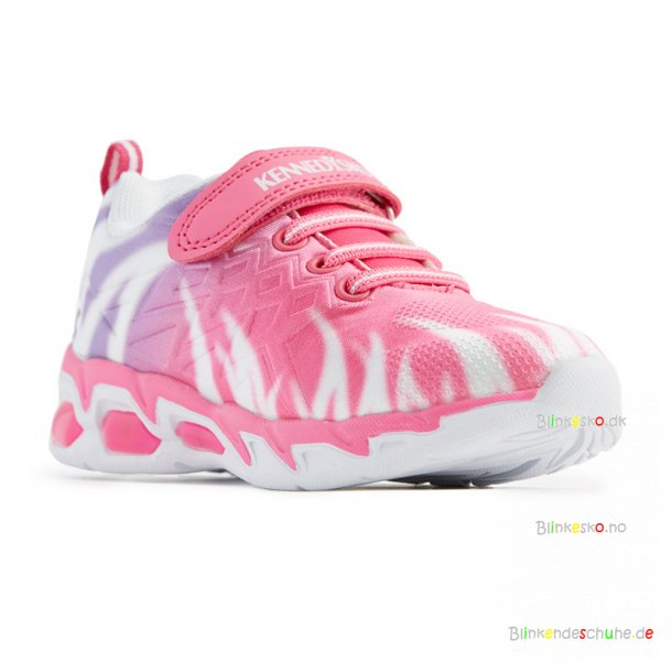 Kennedy Blinkesko 11035 Pink Camouflage