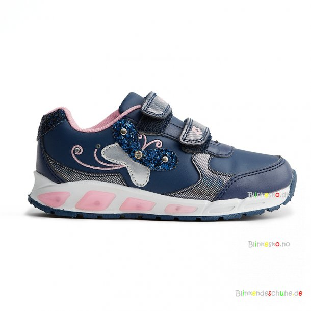 KennedySko Blinkesko 8021 Navy/Pink