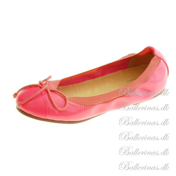 136faa3d Sofie Schnoor Ballerina Sko Neon Pink - Ballerina - Blinkesko.dk
