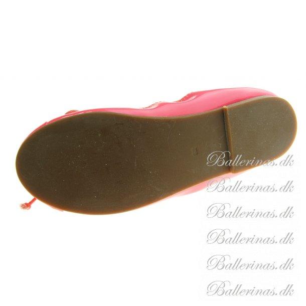 329a91f4 Sofie Schnoor Ballerina Sko Neon Pink - Ballerina Sko - Ballerinas.dk