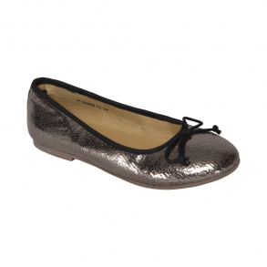 732cbcbe84a Sofie Schnoor Ballerina Sko silver P164601