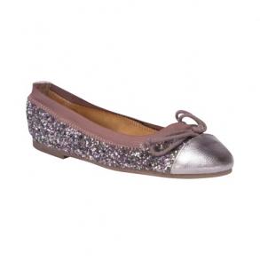 25d8dbef524 Sofie Schnoor BallerinaSko P146C Glimmer Purple
