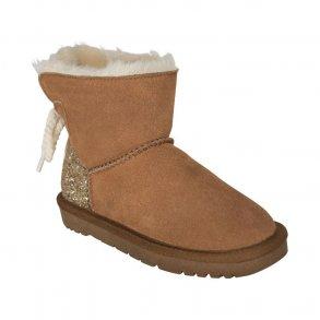 016c025bf76 Sofie Schnoor Boot Teddy P183710 Tan