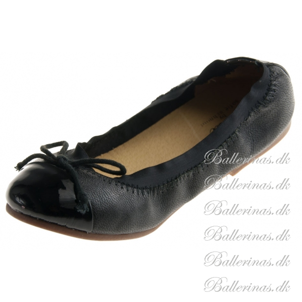 ac170e8c77e Sofie Schnoor Ballerina Sko Black P125C - Ballerina Sko - Blinkesko.no