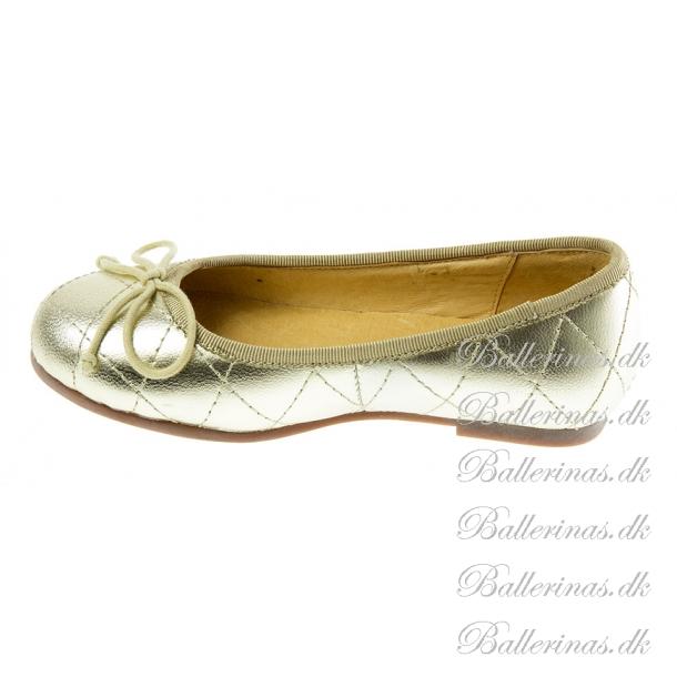 Sofie Schnoor Ballerina Sko Champagne P127C
