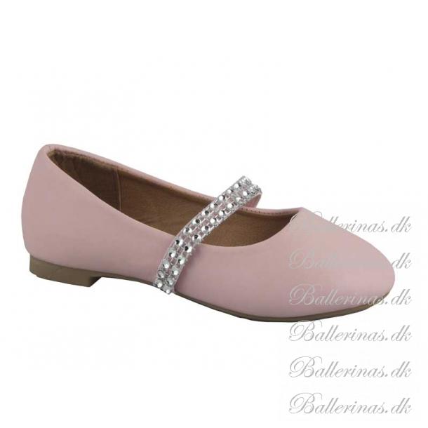 promo code 97c73 ada10 Kennedy Ballerina Schuhe 456 Rosa